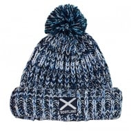 Scotland Thick Knit Pom Pom Beanie