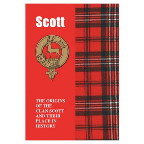 Lang Syne Publishers Ltd Scott Clan Book