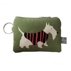 Scottie Beige Coin Purse