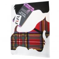 Scottie Dog Tea Towel