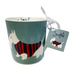 Scottie Mug Blue