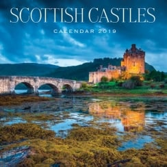Scottish Castles Wall Calendar 2019