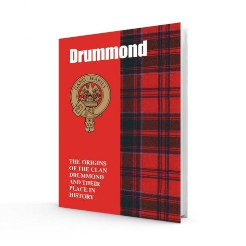 Lang Syne Publishers Ltd Scottish Clan Book Drummond 978-1-85217-041-7