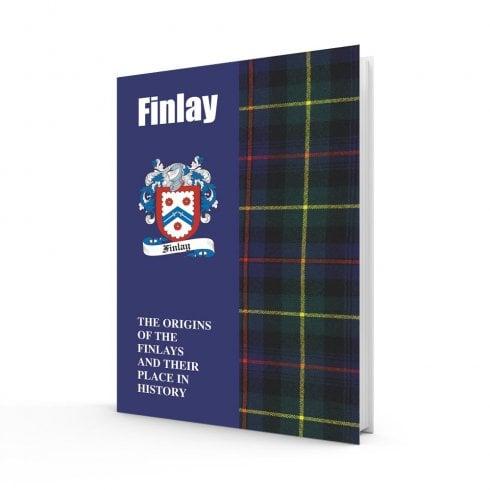 Lang Syne Publishers Ltd Scottish Clan Book Finlay 978-1-85217-420-0