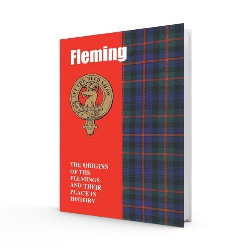 Lang Syne Publishers Ltd Scottish Clan Book Fleming 978-1-85217-213-8