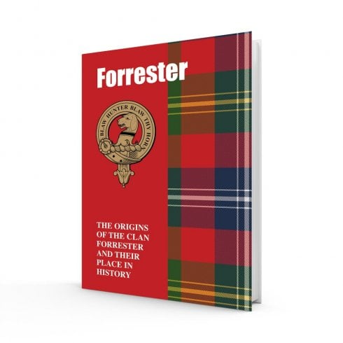 Lang Syne Publishers Ltd Scottish Clan Book Forrester 978-1-85217-464-4