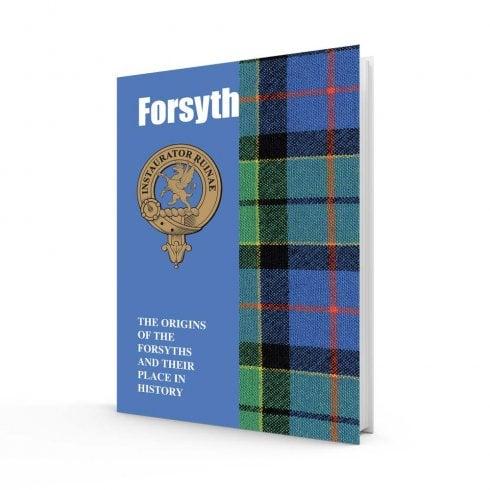 Lang Syne Publishers Ltd Scottish Clan Book Forsyth 978-1-85217-226-8