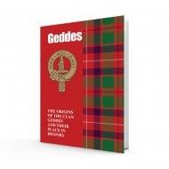 Scottish Clan Book Geddes 978-1-85217-465-1