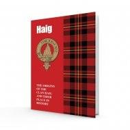 Scottish Clan Book Haig 978-1-85217-281-7