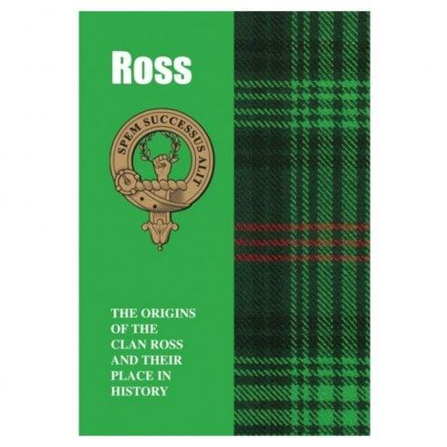 Lang Syne Publishers Ltd Scottish Clan Book Ross 978-1-85217-083-7