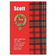 Scottish Clan Book Scott 978-1-85217-103-2