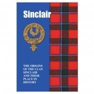 Scottish Clan Book Sinclair 978-1-85217-117-9