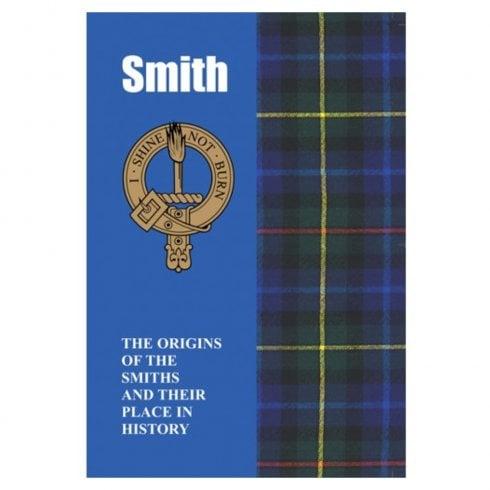 Lang Syne Publishers Ltd Scottish Clan Book Smith 978-1-85217-118-6