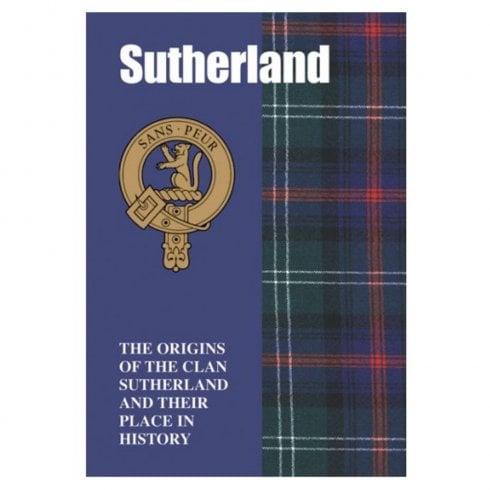 Lang Syne Publishers Ltd Scottish Clan Book Sutherland 978-1-85217-085-1
