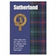 Scottish Clan Book Sutherland 978-1-85217-085-1