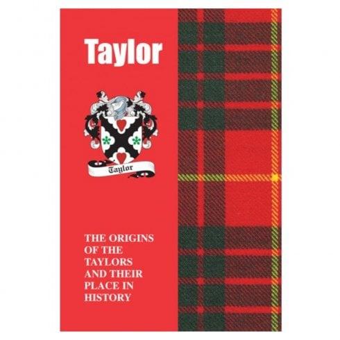 Lang Syne Publishers Ltd Scottish Clan Book Taylor 978-1-85217-202-9