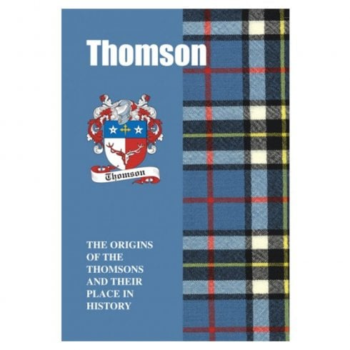 Lang Syne Publishers Ltd Scottish Clan Book Thomson 978-1-85217-119-3