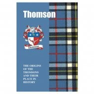 Scottish Clan Book Thomson 978-1-85217-119-3