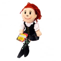 Scottish Dancer Doll