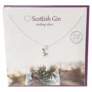 Scottish Gin Pendant