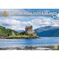 Scottish Highlands & Islands 2019 Calendar