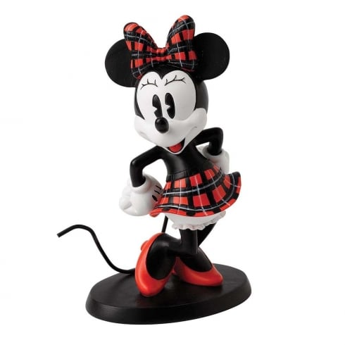 Disney Enchanting Collection Scottish Minnie Mouse Figurine