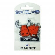 Scottish Toffee Cow Magnet