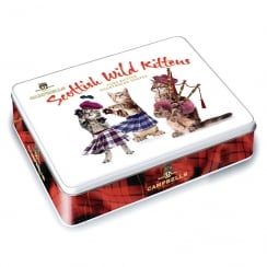 Scottish Wild Kittens Shortbread Pure Butter Shapes