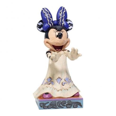 Disney Traditions Scream Queen Minnie Figurine