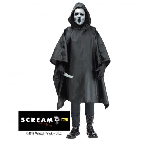 Wicked Costumes Scream the TV Series Costume (Adult One Size )