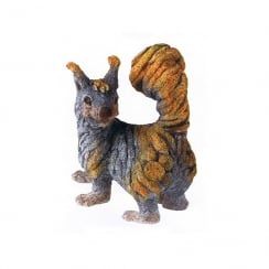 Scumble The Squirrel Figurine