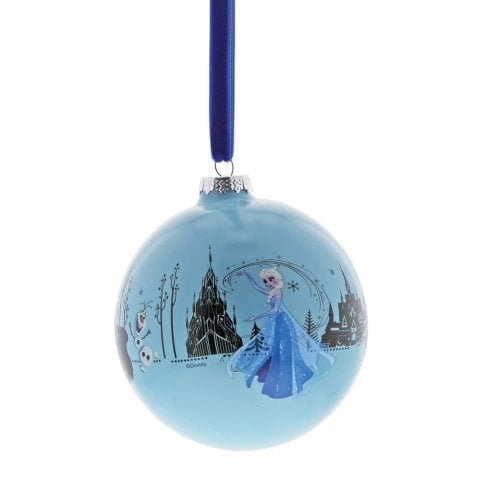 Disney Enchanting Collection Seek The Truth Frozen Bauble