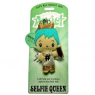 Selfie Queen Angel Keyring