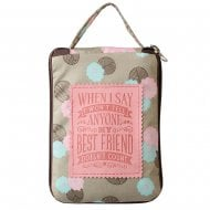 Sentiment Tote Bag - Best Friend