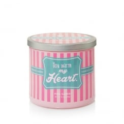 Sentiments You Warm My Heart Pink Sands Tumbler