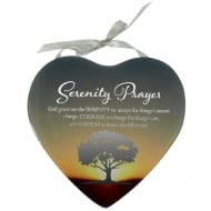 Serenity Mirror Plaque