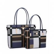 Set of 2 Bags Blue