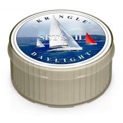 Set Sail Daylight Candle