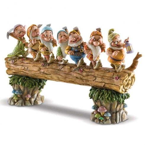 Disney Traditions Seven Dwarfs Masterpiece Figurine