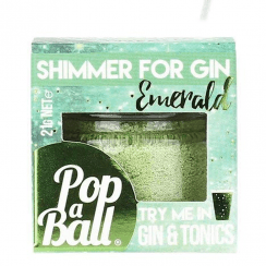 Shimmer For Gin, Emerald