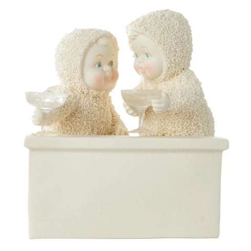 Snowbabies Shirley Temples Figurine