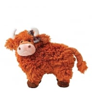 Shona Hairy Coo Soft Toy