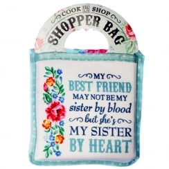 Shopper Bag....Best Friends May Not....