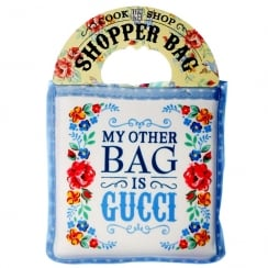 Shopper Bag...My Other Bag Is A Gucci...