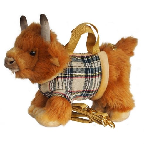 Faithful Friends Collectables Shoulder Bag / Handbag Highland Cow