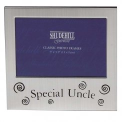 Special Uncle Photo Frame