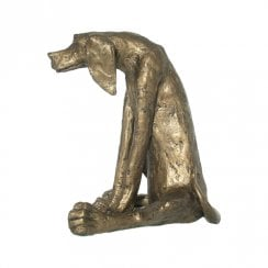 "Sidney 11"" Dog Figurine"