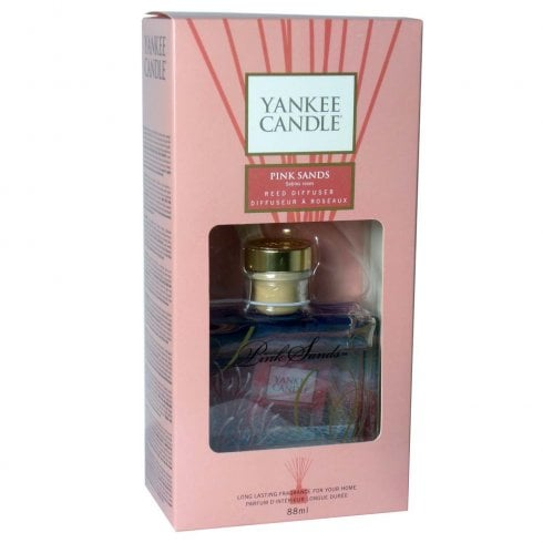 Yankee Candle Signature Reed Diffuser Pink Sands