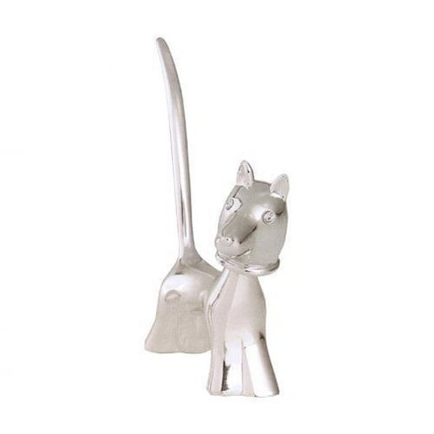 Silver Options Silver Plated Dog Ring Holder