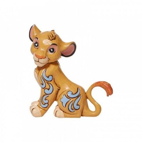 Disney Traditions Simba Lion King Mini Figurine 6009001